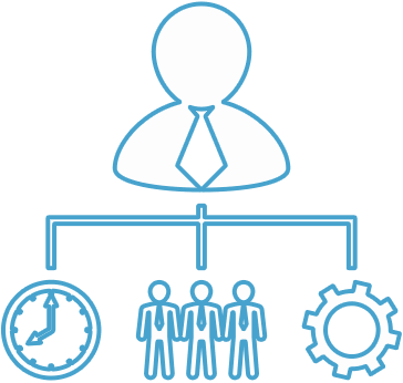 technical leads to manage the project